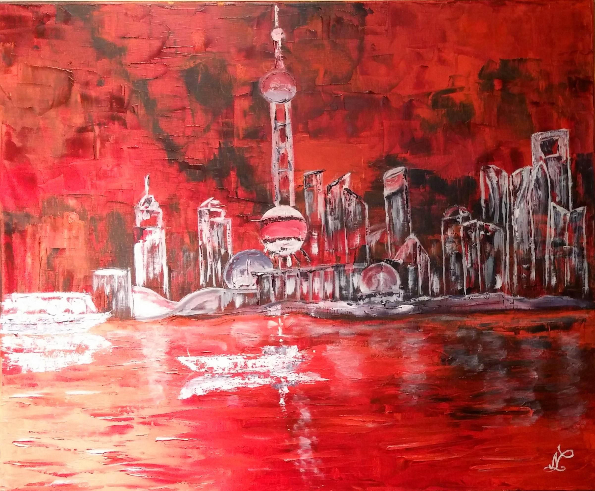 Norbert couleurs et lumi res - Le rouge et le blanc ...